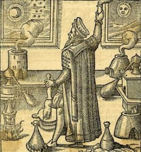 An-Alchemist-practicing-Alchemy-in-his-labortory-14401105717